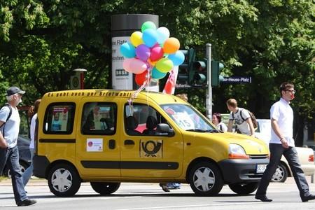 El servicio postal alemán se alía con Renault para dar más cabida al coche eléctrico
