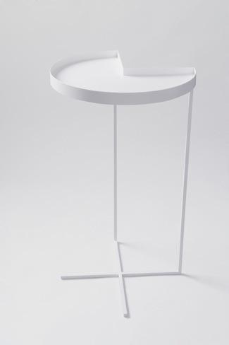 La mesa perfecta para columnas y esquinas