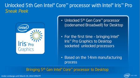 Intel Iris Pro 6200