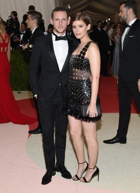 Jamie Bell y Kate Mara