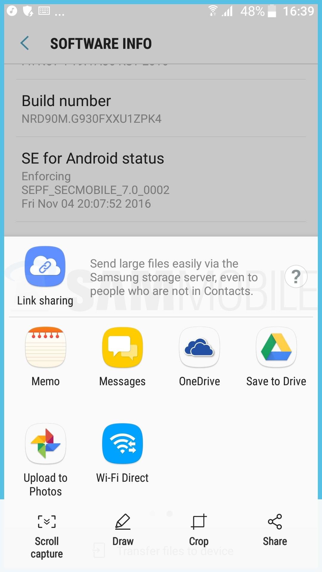 Foto de Capturas Android 7.0 Nougat en el Samsung Galaxy S7 (19/65)