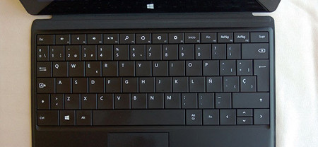 Surface PRO con Type Cover, primer contacto