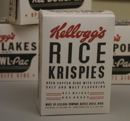 Vintage Rice Krispies Box