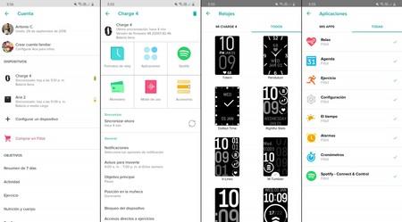 Fitbit Charge 4 Analisis Experiencia Uso Desempeno Monitoreo Actividad Fisica App