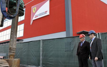 Comienzan las obras de la nueva sede de Ferrari