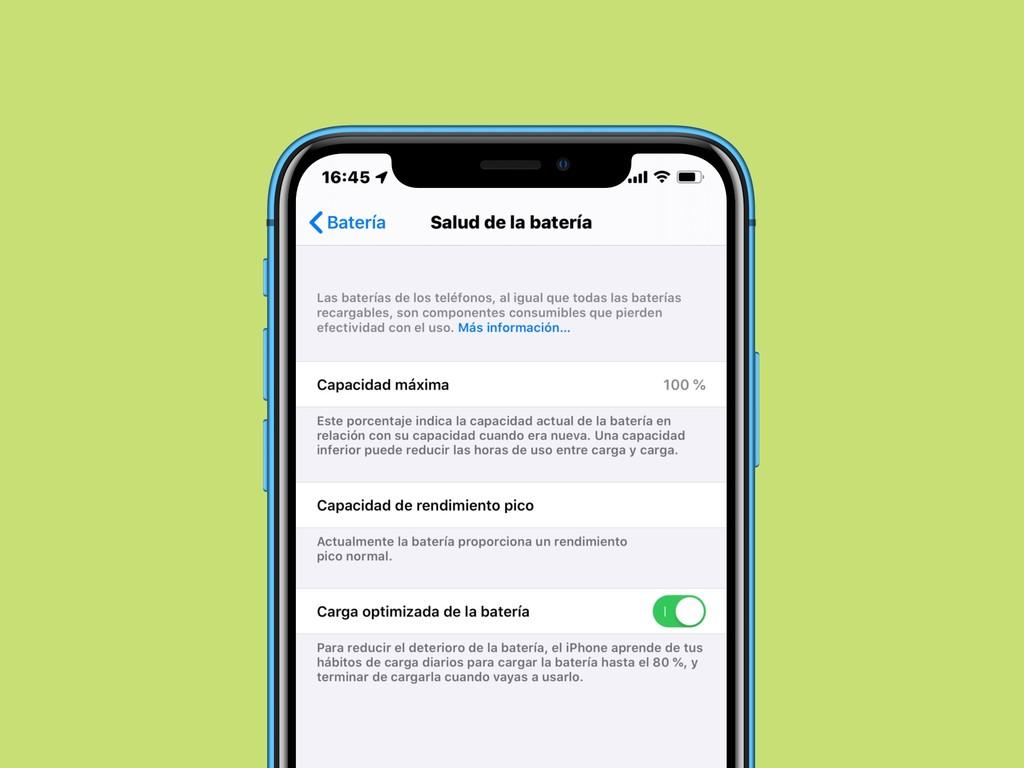 iOS trece trae un reciente manera de carga inteligente para optimizar y incrementar la vida valioso del iPhone