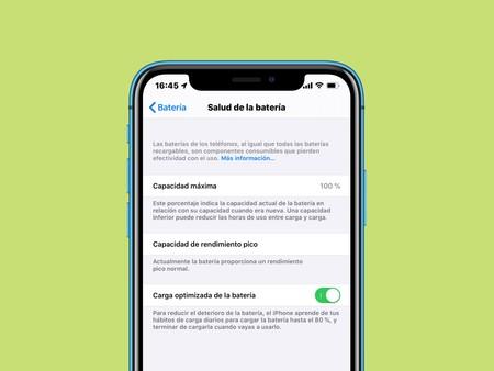 iOS 13 trae un nuevo modo de carga inteligente para optimizar y aumentar la vida útil del iPhone