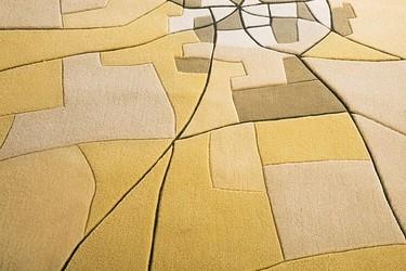 Landcarpet, alfombras inspiradas en los paisajes agrarios