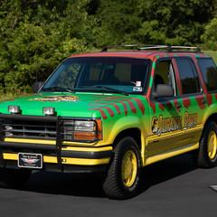 Foto 7 de 10 de la galería ford-explorer-1993-jurassic-park en Motorpasión México