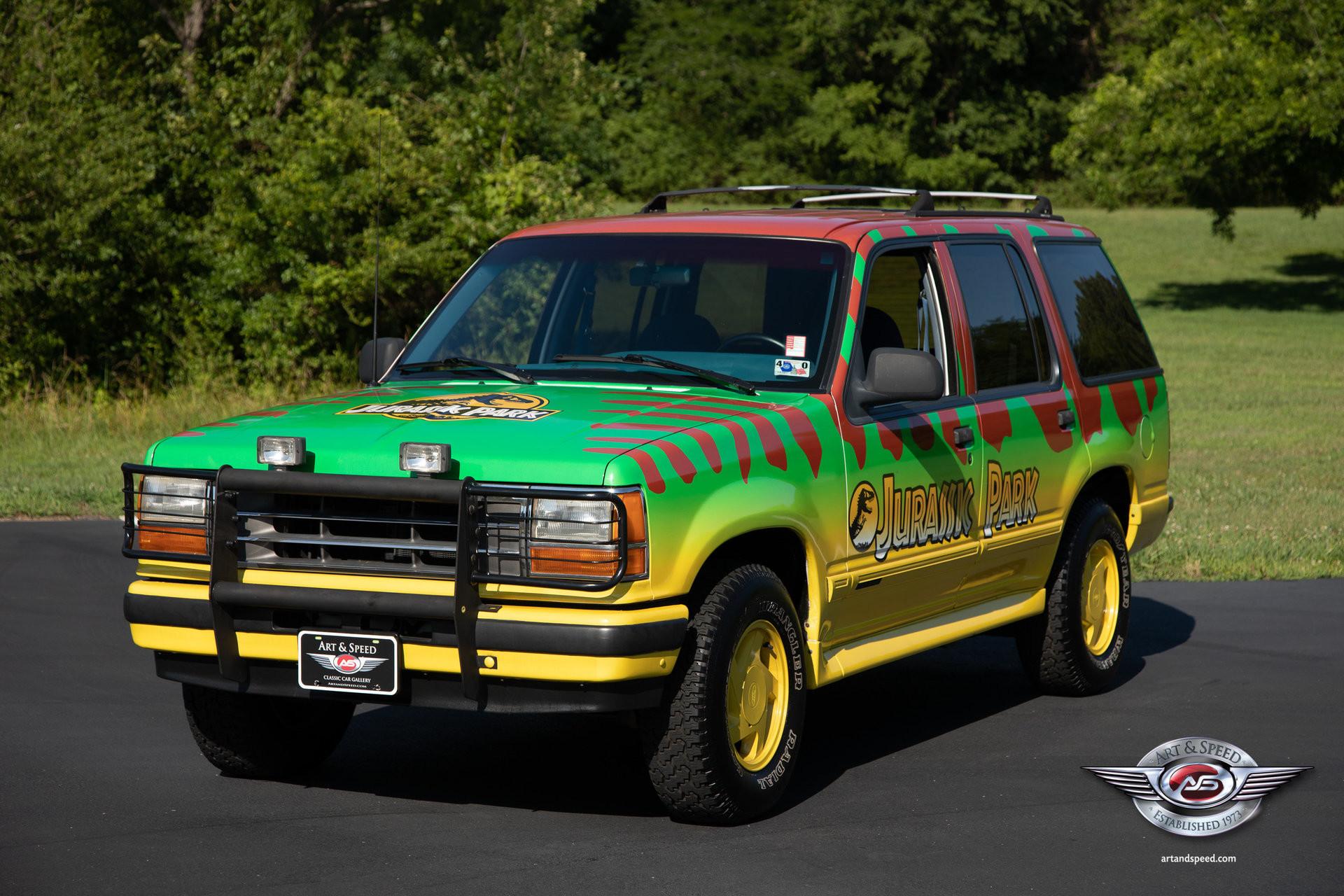 Foto de Ford Explorer 1993 Jurassic Park (7/10)