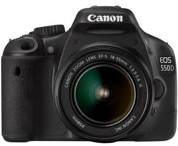 Canon 550D, ¡ya es oficial!