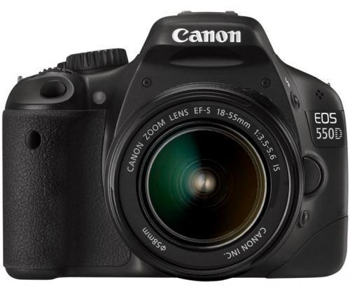 Canon550D,¡yaesoficial!