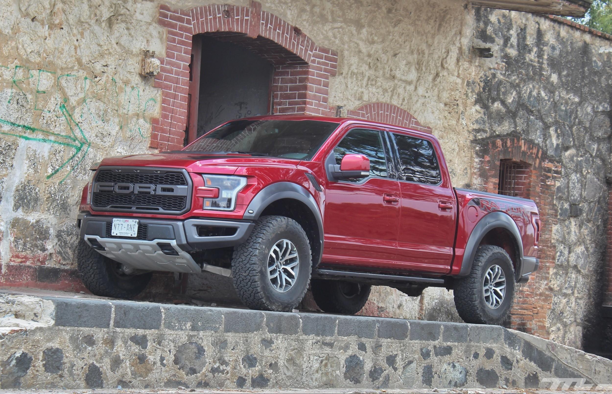 Foto de Ford Raptor (15/44)
