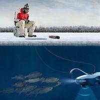 Una nueva dimensión en el mundo de la pesca con el robot PowerRay