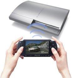 La PSP como mando de la PS3