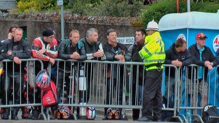 En la isla de Man también multan el exceso de velocidad