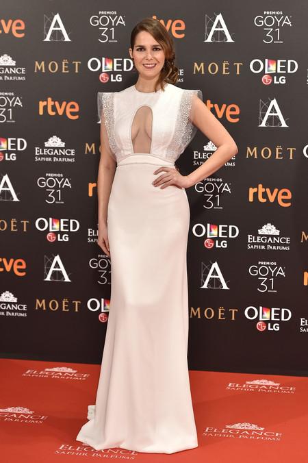Natalia Sanchez goya 2017