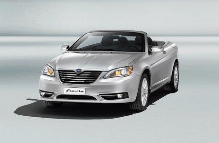 El Lancia Flavia Sedán no llegará a Europa, el Cabrio sí