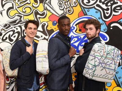 El Urban Spirit de Montblanc celebrado en una gran fiesta en la galería que la firma tiene en París