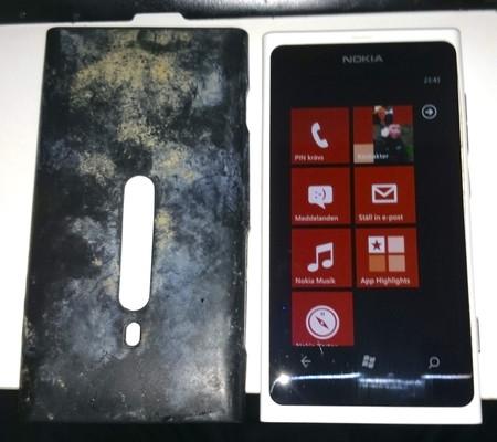 Lumia800 lago