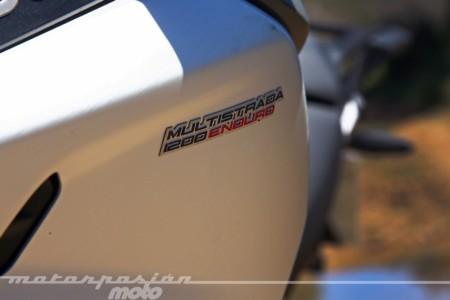 Ducati Multistrada 1200 Enduro Prueba 025