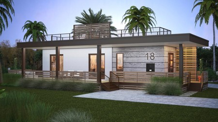 """En Florida quieren crear una """"comunidad inteligente"""" de cero emisiones, controlada por Google Home y a prueba de huracanes"""