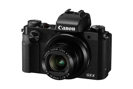 Canon Powershot G5 X, la apuesta compacta de alto nivel para plantar cara a Sony
