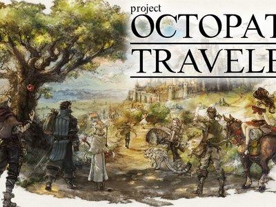 Hemos jugado a la demo de Project Octopath Traveler, un RPG con el espíritu de Bravely Default