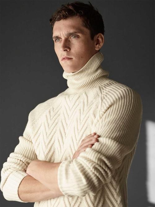 Los jerseys son para el otoño, así que toma nota de este editorial de Zara