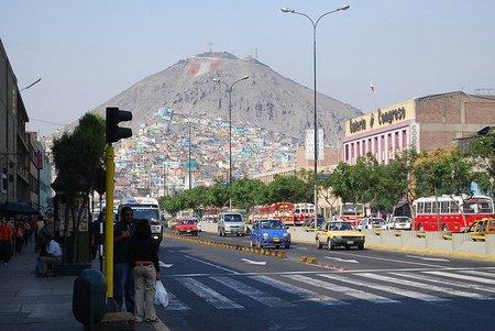 Lima se plantea tener un teleférico