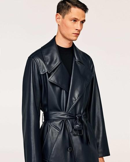 3 Casi Como La Piel Y Casi Como Un Lanvin El Trench De Zara Que Debes Tener Llevar Este Invierno