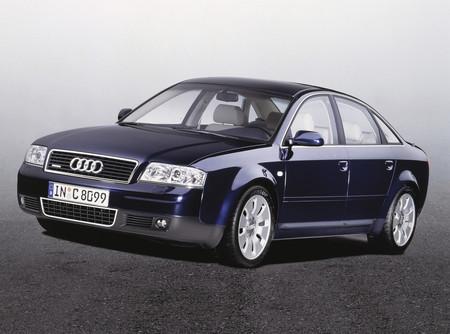 Audi A6 primera generación