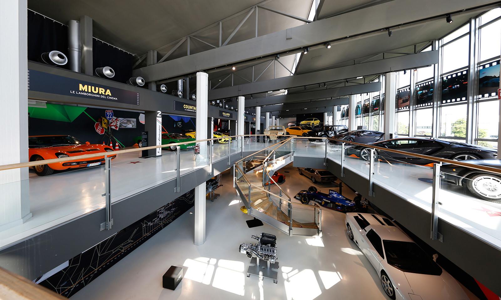 Foto de Emociones de película: Lamborghini y el mundo del cine: la exposición (9/15)