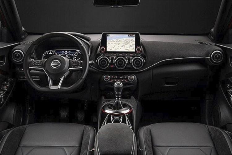 Foto de Nissan Juke 2020 filtrado (5/7)