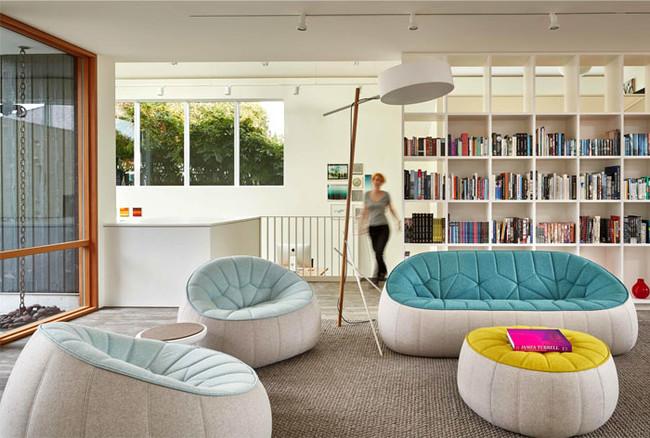 Heliotrope Architects Home Art Studio 13