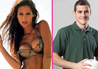 ¿Iker Casillas y Ariadne Artiles juntos?