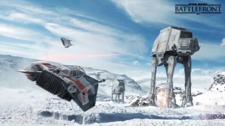 DICE promete un gran valor de rejugabilidad en Star Wars: Battlefront
