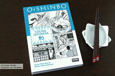 'Oishinbo. A la carte'. El manga imprescindible para todos los amantes de la gastronomía japonesa