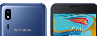 Samsung Galaxy A2 Core: Android Go llega a la familia Galaxy A a bordo de un teléfono de 5 pulgadas