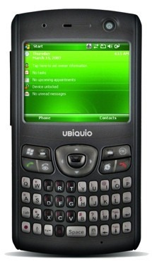 Ubiquio 503G, con Windows Mobile 6