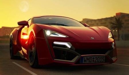 Project CARS regalará un auto cada mes, el primero será el Lykan Hypersport