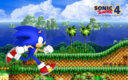 Sonic 4 Wallpaper 5