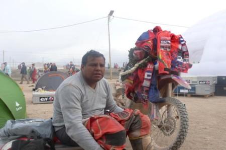 Danny Nogales Etapa6 Dakar2016
