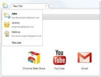 Chrome añade sus propios perfiles de usuario en el canal beta del navegador