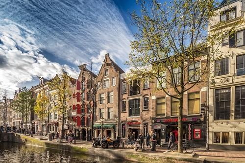 La revolución lisérgica de Ámsterdam o por qué las drogas están permitidas en Holanda