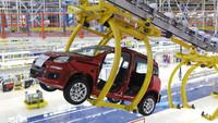 Fiat detendrá unos días la producción del Panda