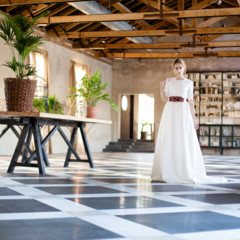 Foto 22 de 25 de la galería colecion-novias-de-david-christian en Trendencias
