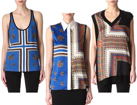 Givenchy blusa