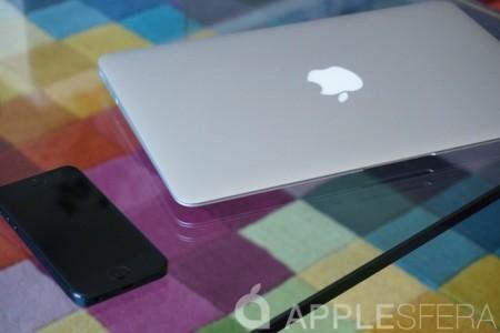 APS MacBook Air cerrado