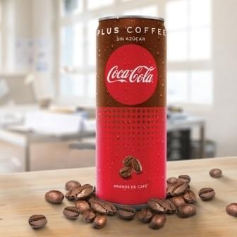 Llega a España la Coca-Cola con café, la novena versión del refresco a la venta